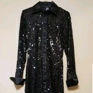 Eva jeanbart-lorenzotti x New York co sequin dress